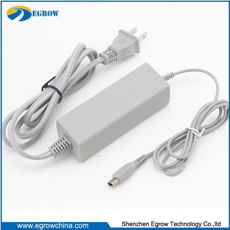 AC Wall Plug Adapter charger controller for Wii U