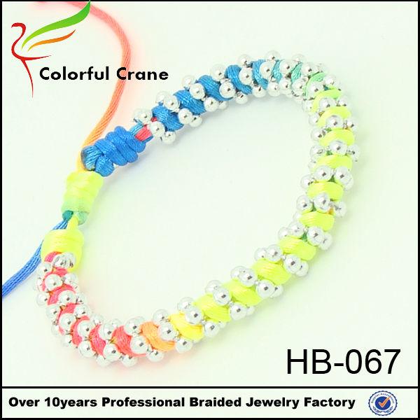 bunte armband weben neon armband - Perlen Weben Muster