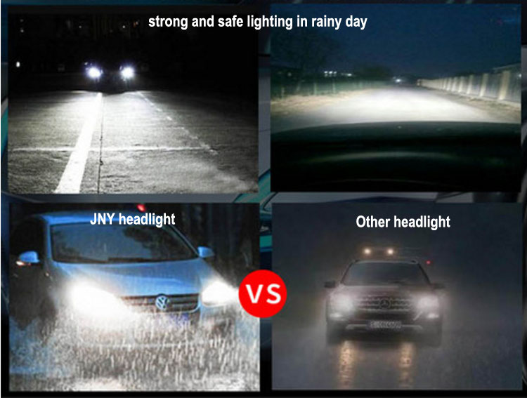 S2 hot selling qualified car LED headlight H1 H3 H4 H7 H8 H9 H10 H11 H13 9005 9006 9007 880 881 8000LM 36w head lamp
