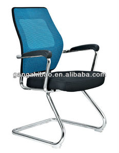 hot selling hep mesh visitor fixed office chair,comfortablerecepton chair