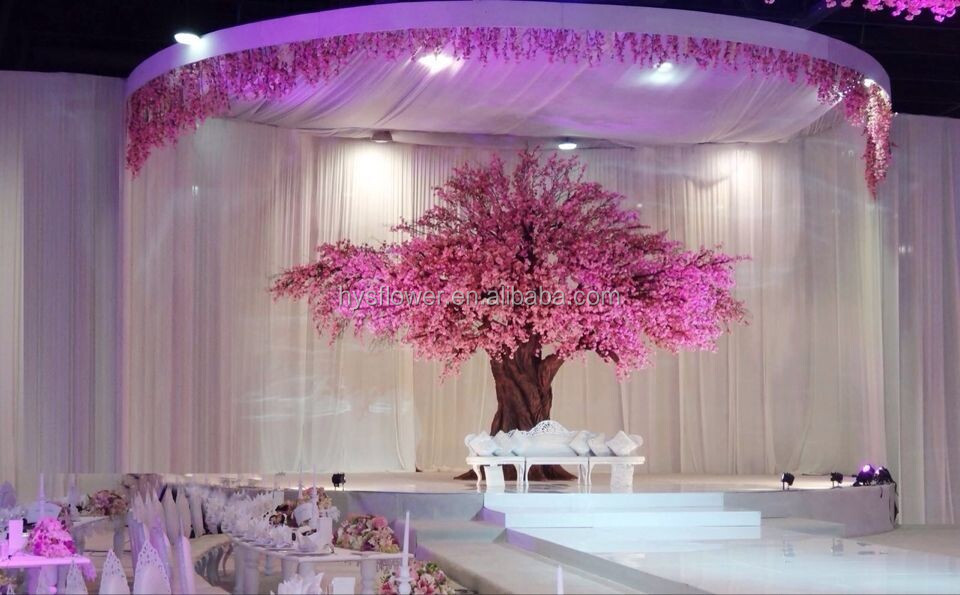 Indoor Led Cherry Blossom Tree Free Ship Indoor Outdoor