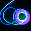 show party home decoration 20M 5050 Rainbow Led 12V WS2811 IC Waterproof IP68 RGB flexible Led neon tube light