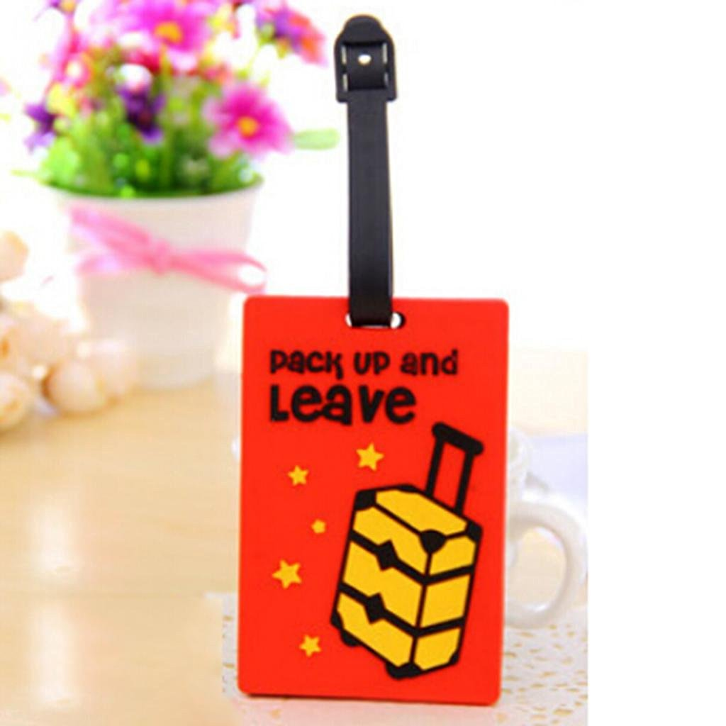 Cheap Suitcase Tag Template Find Suitcase Tag Template Deals On - Travel name tag template