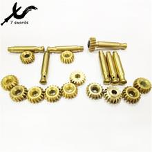 China manufacturer customized high precision 5-axis CNC machining brass parts,CNC auto component,car machinery parts