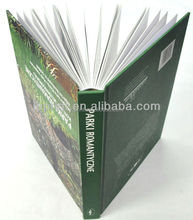 the cheap price china printing Natural Resources photo book