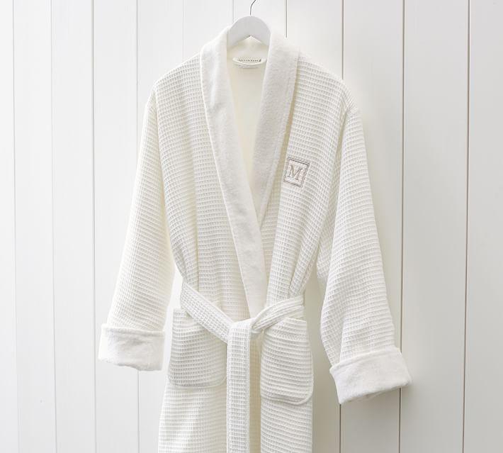 China supplier fashion Dress White Walf Check Bathrobes For Star Hotel e8ee7274d