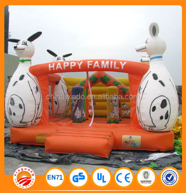 2016 new small inflatable indoor bouncers kids bouncer