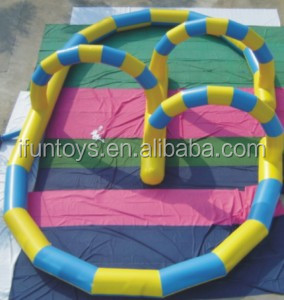 RC car race track/cheap inflatable race track/mini car racing track for sale