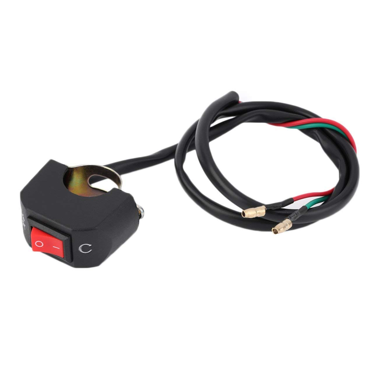 Cheap Kill Switch Button Find Deals On Line At Wiring Motorcycle Get Quotations Liobaba Handlebar Off Connector New