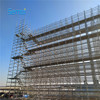 used construction kwikstage pipe scaffolding