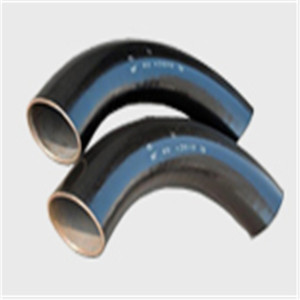 carbon steel pipe 8 inch ASTM A105 elbow