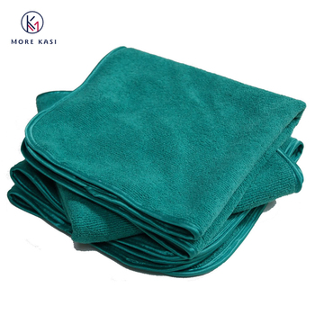 Premium clean microfiber towel car