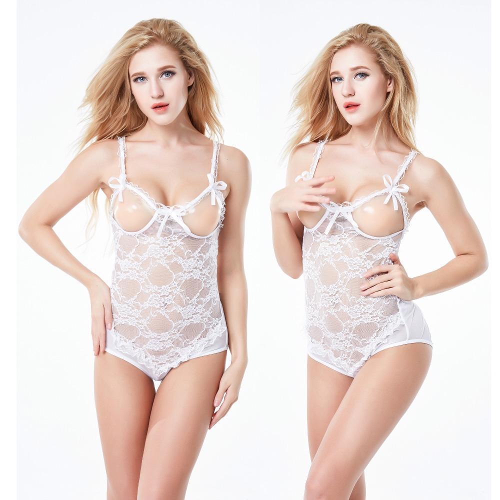 61b2d6571 Faça cotação de fabricantes de Sexy Lingerie Branco Transparente de alta  qualidade e Sexy Lingerie Branco Transparente no Alibaba.com