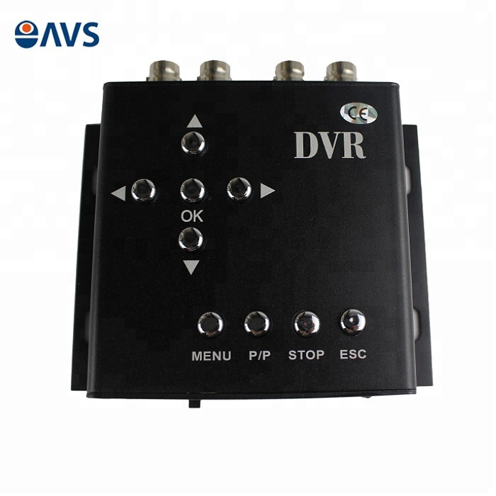 Car video surveillance systems 2ch D1 mini portable vehicle <strong>dvr</strong>