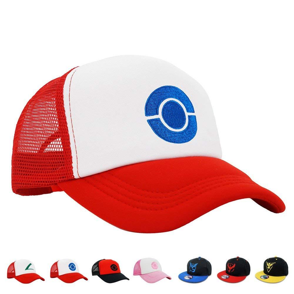c2c5887c1d170 Get Quotations · PopCrew Pokemon Cosplay Hat
