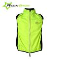 RockBros Tour de France Cycling Sportswear Men Jerseys Cycle Clothing Windcoat Breathable Bike Jacket Sleeveless Vest