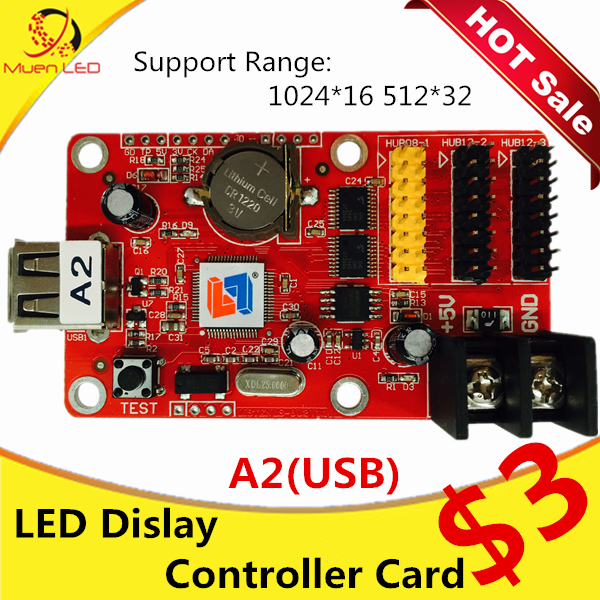 led controller card Muen-LS-A2