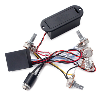 3 band eq preamp circuit bass guitar wiring harness for active bass rh alibaba com Jimmy Page Wiring Harness Guitar Wiring Harness eBay
