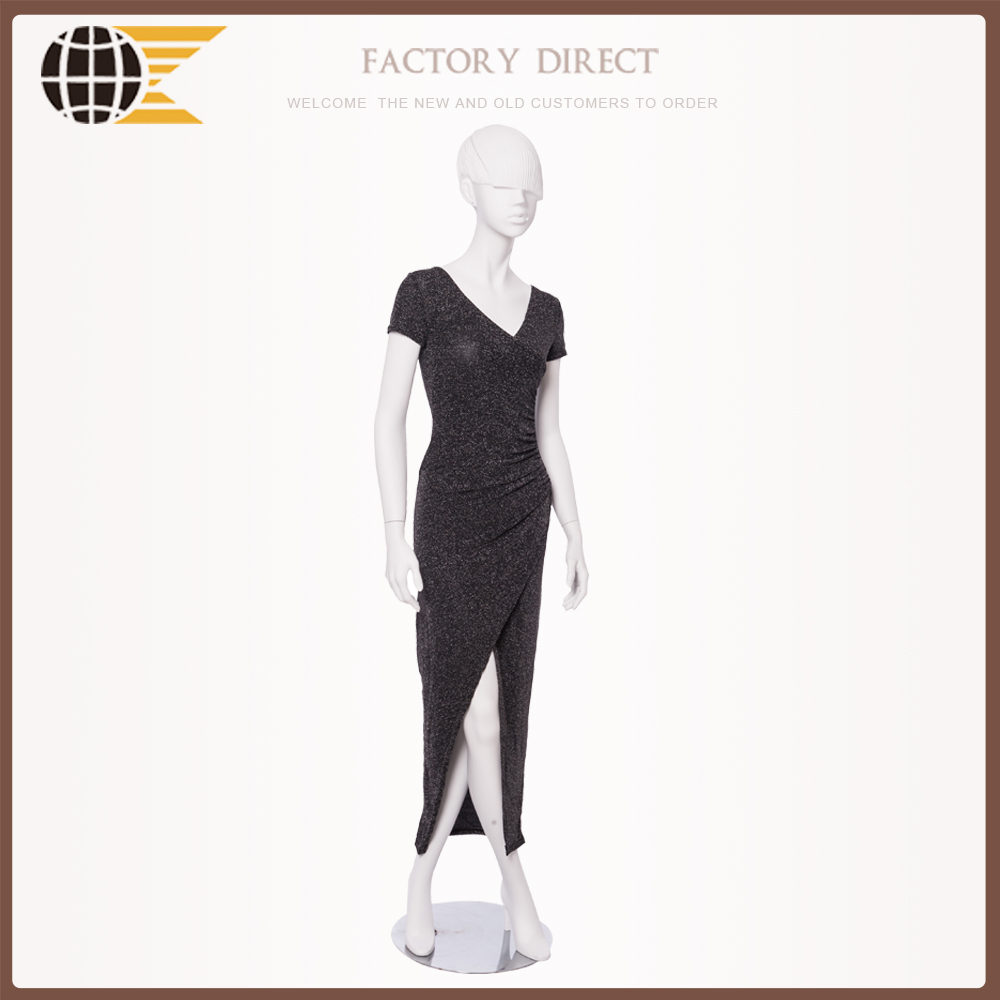 New style mold hair female mannequin abstract mannequin