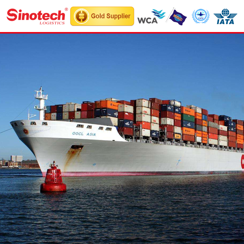 Sea Ocean Shipping Freight Agent From China To USA/Canada/Europe/Australia,  View china shipping agent to miami, Sinotech Product Details from Sinotech