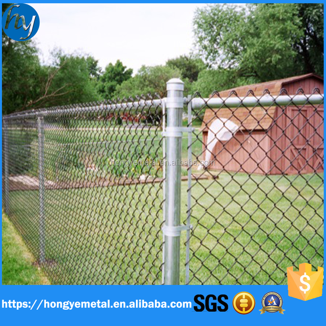 china pro manufacture 5 feet chain link fence 6ft chain link fence