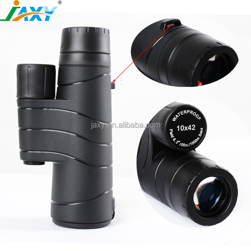 8X42 Point View High powered Monocular- Waterproof Bird Watching, Hunting, Fishing,Travel, Safari, Hiking, Monocular- Long Range
