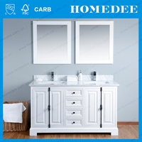 2017 homedee double sink vanity bathroom cabinet