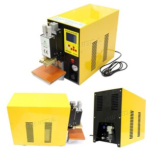 Factory Direct Sale ! Industrial Large Power 18650 Battery Spot Welding Machine / Lithium Ion Spot Welder For Battery Packs