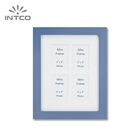 INTCO Hot Selling 4 Piece Fashion Multi Nice Simple Beautiful New Design Picture Photo Collage Frame