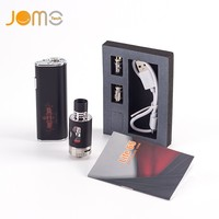 Online Store E Cigarette Box Mod 0.2-1Ohm 5V 3.0Ml Pyrex Tank E Cigarette Vape 2017
