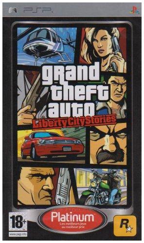 Rockstar Games GTA : Liberty City Stories - Platinum