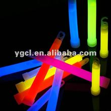 Hot! 6 inch 15 x150 mm LOGO Printing Party Favor Glow Stick ( CE, EN71, ASTM F963)
