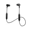 Rambotech R1616 Retractable Stereo Sport Earbuds with Mic Noise-isolating Headphones, Ergonomic Comfort-Fit for Running