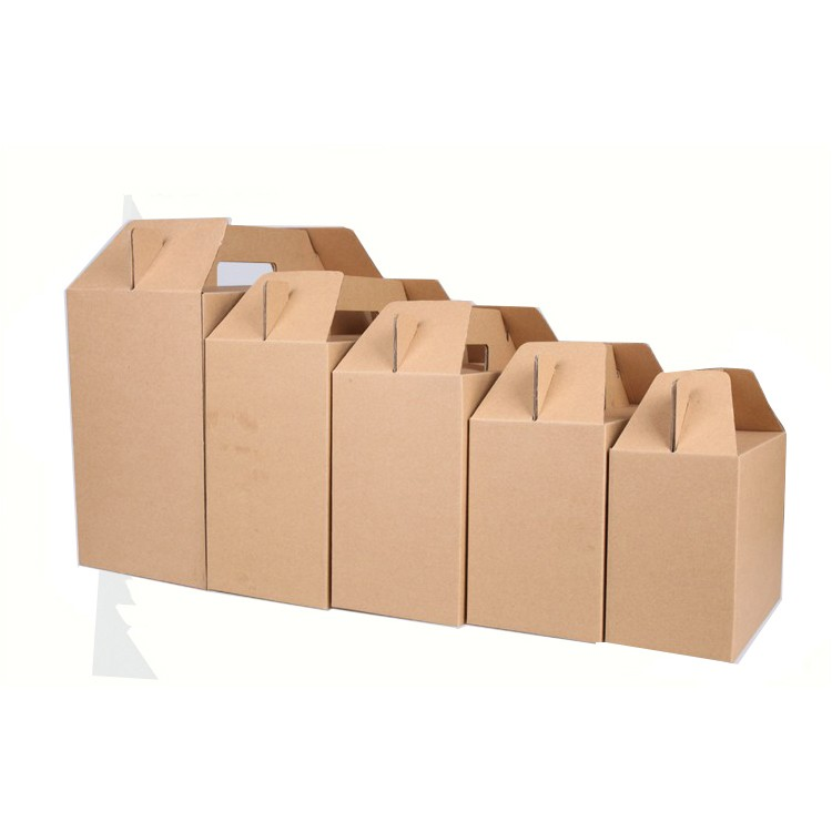 wholesale factory price China corrugated paper fruit packaging box