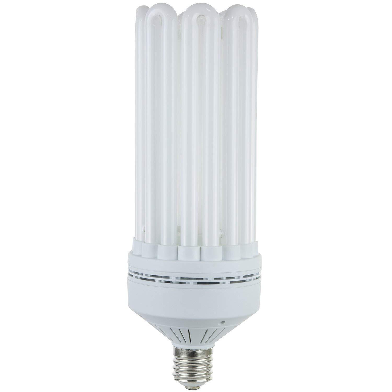 Sunlite SL200/27K/MOG 200 Watt High Wattage Spiral Energy Saving CFL Light Bulb Mogul Base 120 Volt Warm White