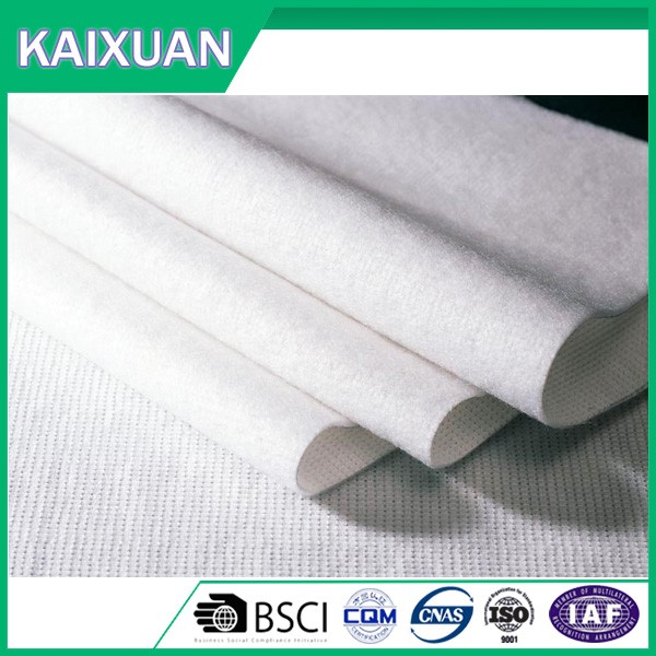 China Made Nonwoven Stitch Bond Fabric Used For Roof With Coating ...