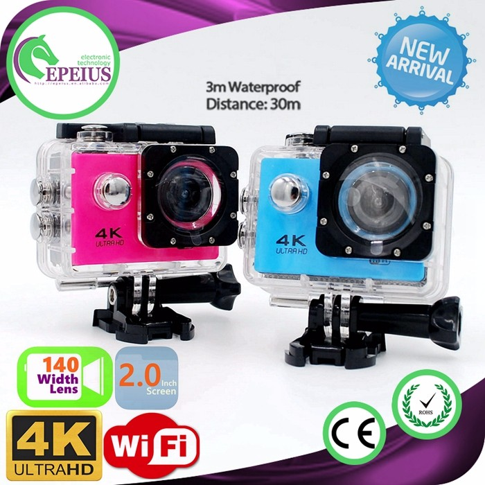 H9 LT 1080P WIFI CONTROL 4K <strong>CAMERA</strong> 12M UNDERWATER 140 WIDTH DEGREE 4K ACTION <strong>CAMERA</strong>