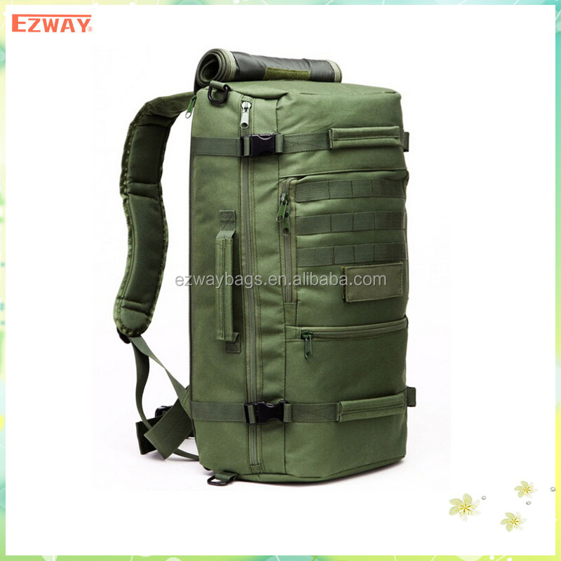 China Innovative Products New Design Army Saddle Bag Supplier