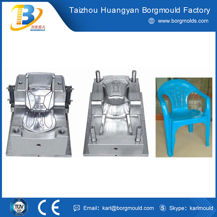 China Alibaba Household Products Plastic Chair Injection Mould