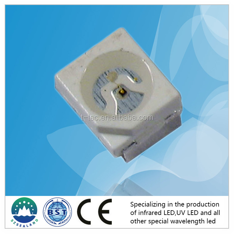 Factory price sales high power high strength 3528 smd 1050 nm infrared led