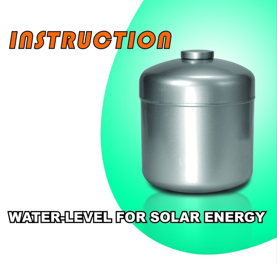Automatic Water Control Valve Solar Water Heater Feeder