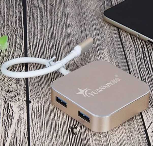 2018 New private mode Type C USB-C  USB3.1 to 3.0 USB 2.0 HUB adapter and PD charging