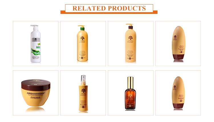 Private label prodotti organic smooth balsamo per capelli cura dei capelli per capelli neri