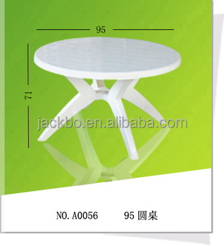 Prime Round Shape Strong White Plastic Outdoor Folding Dining Table And Chair Buy High Quality Small Round 80Cm Outdoor Foldable Plastic Garden Table And Home Remodeling Inspirations Basidirectenergyitoicom