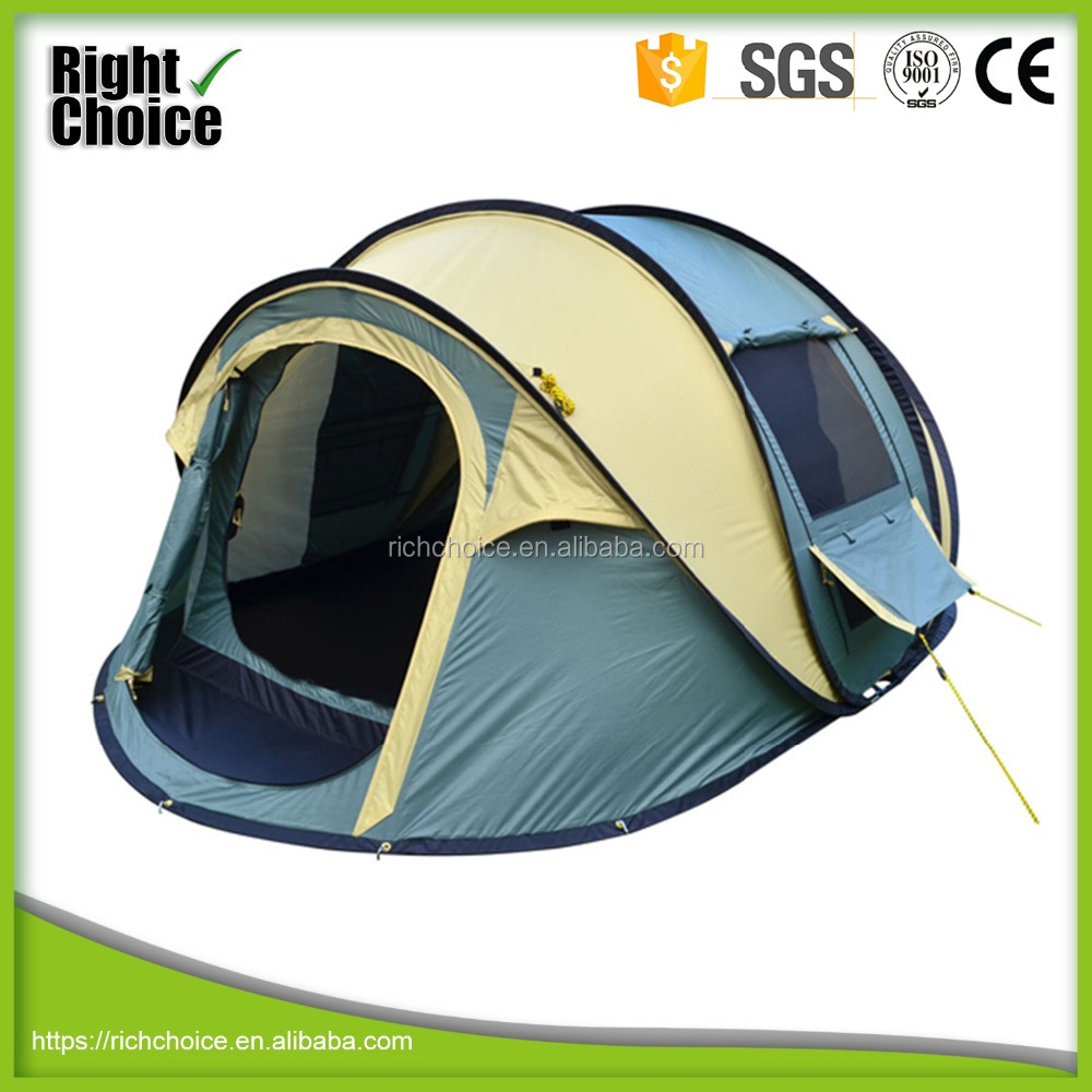 Double Layer 3 Man Pop Up Tent/ 2 Seconds Tent With 2 DoorsEasy Up Tent - Buy Easy Small Pop Up TentCommercial Pop Up TentsDouble Size Bed Tents Product ...  sc 1 st  Alibaba & Double Layer 3 Man Pop Up Tent/ 2 Seconds Tent With 2 DoorsEasy ...