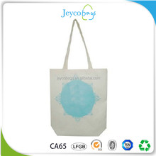 JEYCO BAGS Alibaba China Factory professional supply durable canvas organic cotton tote gift bag