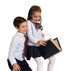 Wholesale cheap price promary school uniform design