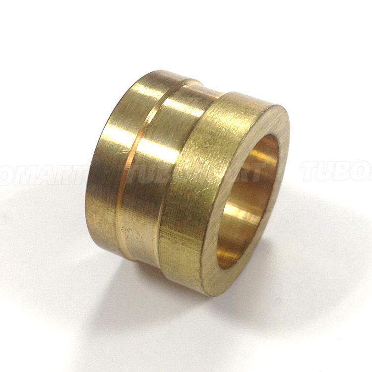 Tubomart low price spanish style brass union copper ring
