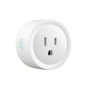 Wifi Wireless Smart Plug Socket With Remote Control Tuya Smart Life App For  Amazon Alexa - Buy Smart Plug,Wifi Plug,Wireless Smart Socket Product on