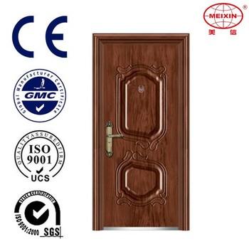 Residential Entry Doors Stainless Steel Security Door Exterior Door